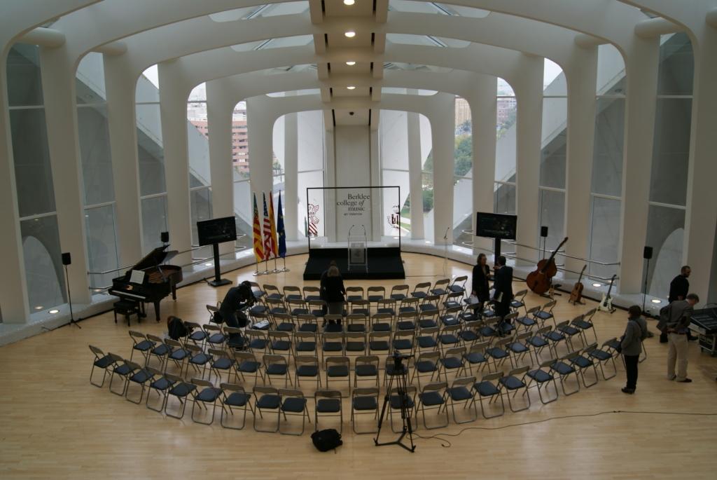 Audiovisuales para organización de Congresos y Ferias